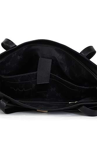 Best vans bag in India 2020 Van Heusen Women's Handbag (Black) Image 3