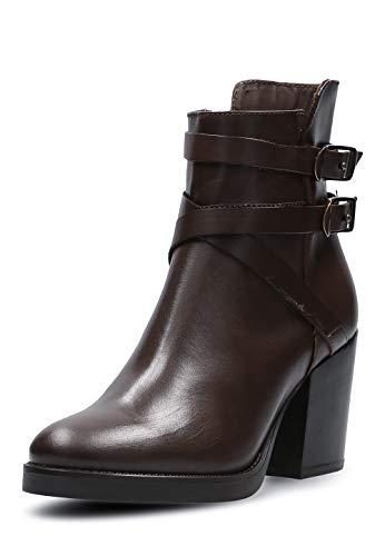 MANAS Damen Schuhe Stiefelette