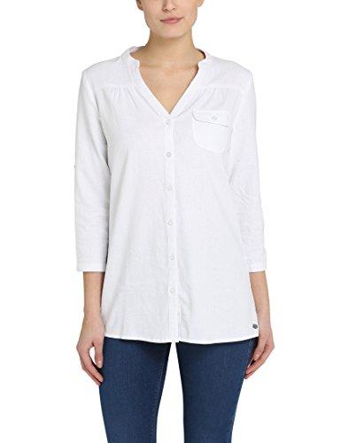 Berydale BD312 Bluse Weiß, 38 (Herstellergröße: M)