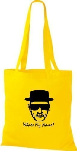 Shirtstown, Borsa a mano donna Giallo (giallo)