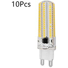 Luces de Doble Pin Regulable / Decorativa 无 MR11 E14 / G9 / G4 / E12 / G8 / E17 / E11 / BA15D 12 W 152 SMD 3014 1200 LMBlanco Cálido / ( Conector : G9 , Color de Luz : Blanco Frío-220v )