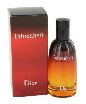 Dior Fahrenheit 50 ml Eau de Toilette vapo