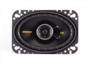 - 4x6'' 2 Wege Coax-System (6x4 Lautsprecher Kicker)