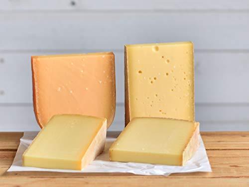 Probierpaket | Käseset 'Schnitt.- & Hartkäse' | 4x Käsesorten -