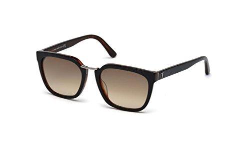 Tod's occhiali da sole to0148 (54 mm) marrone