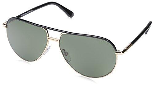 Tom Ford Sonnenbrille FT0285 ME 135_01J (61 mm) Black, 61