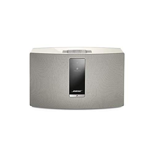Bose SoundTouch 20 Series III kabelloses Music System (geeignet für Alexa) weiß
