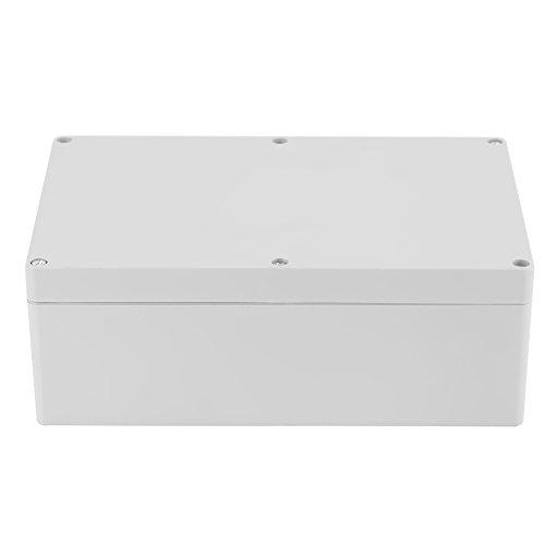 Gehäuse G369 160x80x85mm IP65 grau Kunststoff