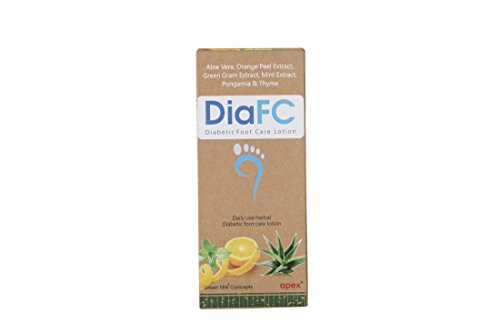 DiaFC Foot Care Lotion – 200 ml