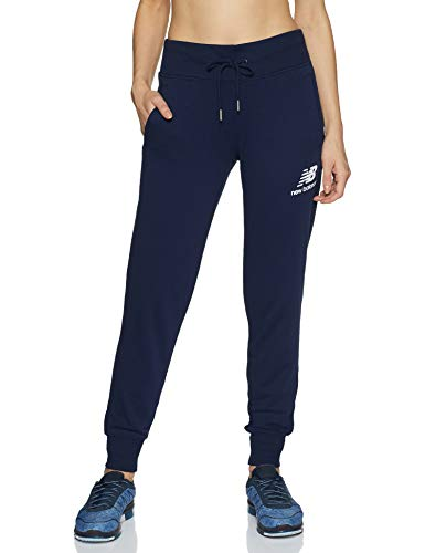 New Balance Damen wp91545 Sweat Hose, Damen, WP91545, Pigment, M (New Balance-performance)