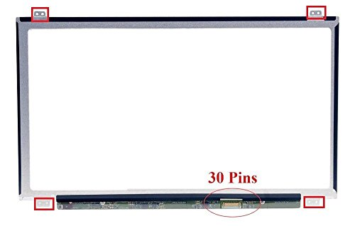 "PANTALLA COMPATIBLE PARA PORTATIL Ibm Lenovo G50-80 80e5 Series 15,6"" HD 1366 X 768 LCD LED BRILLO CONECTOR 30 PIN PINES EDP VER FOTO"