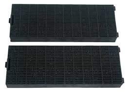 Fac FC40 - Juego de 2 filtros de carbón activo para campana...
