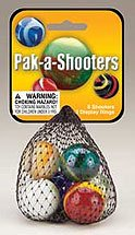 Marbles: Pak-a-Shooters