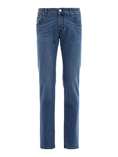 Jacob Cohen Jeans sartoriali PW622 Comf Lavaggio Medio PW622COMF00540W3003 Uomo 33