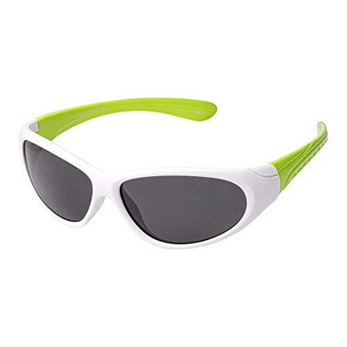 Ultra ® Kinder Kids weiß und grün rundum hochwertige Sonnenbrille UV400 Shades