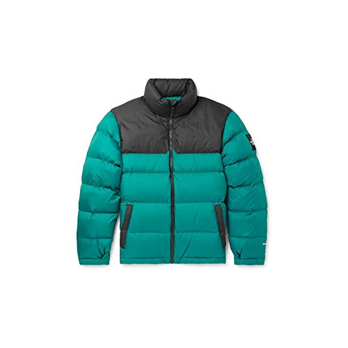 THE NORTH FACE M 1992 Nuptse Jacket Everglade/Asphalt Grey L -