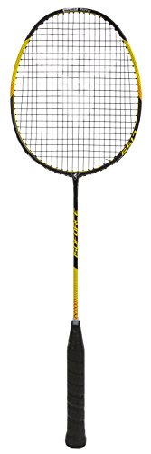 Talbot-Torro Badmintonschläger Isoforce 651.7, 100% Carbon4, Long-Shaft für viel Power, 439546