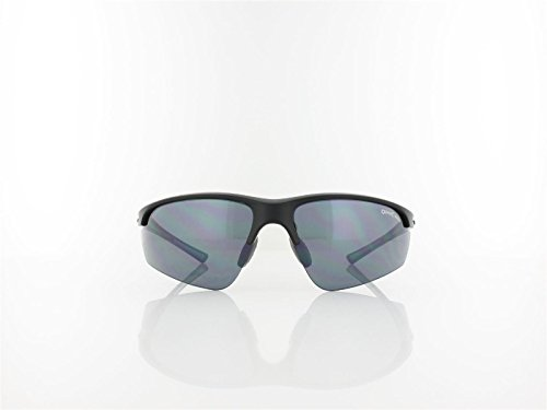 Alpina Tri-Effect 2.0 Outdoorsport-Brille, Black Mat, One Size