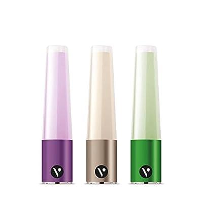 Vype ePen Caps Multi Flavour 3er Pack | e-Liquid | ohne Nikotin | Dark Cherry, Infused Vanilla und Green Apple von Nicoventures Trading Ltd