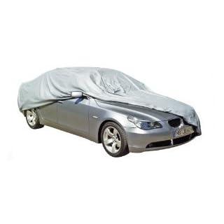 Mercedes CLK Class W209 (2002-2009) Ultimativ Wetterschutz Wasserdichte und atmungsaktive Car-Cover (480 x 175 x 120 cm)