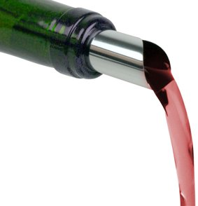 Une boîte de 50 DropStop verseur à vin