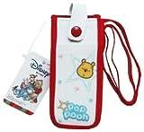 Winnie l'ourson Téléphone portable/iPod Nano/Pochette/Sac/étui: Étui Rouge