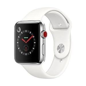 Apple Smartwatch 42mm Edelstahl