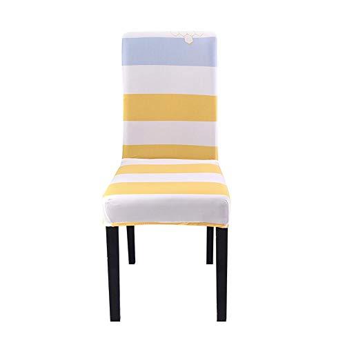 Parsons Stuhl Stoff Stuhl (Hete-supply Dining Chair Hussen Spandex Stretch Stuhlabdeckung Bankett Hochzeit Stuhlhussen Abnehmbare waschbare Stühle Schutzhüllen)
