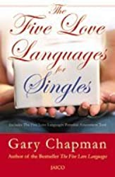 The five love languages for single by Dr. Chapman (2010-12-01)