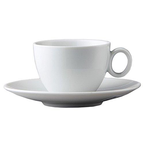 Thomas Loft Lot de 6 Tasses à Expresso 0,08 l Blanc