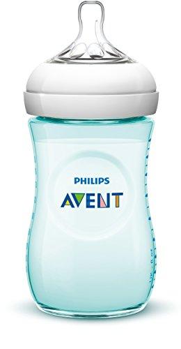 Philips Avent SCF693/15 Naturnah-Flasche, Türkis, 1er Pack (1 x 260 ml) -