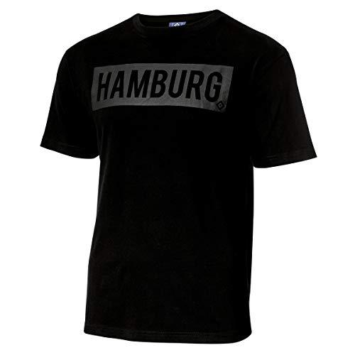 HSV T-Shirt Sander Gr. M Hamburger SV