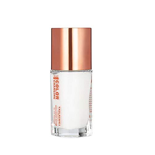 Koojawind Tlm Colour Changing Foundation FlüSsiges, FlüSsiges Fundament Zum Aufhellen Des Concealer 35Ml- Makeup Base Nude Face Feuchtigkeitsspendende Abnutzung Concealer Stay In Place Makeup -