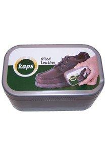 Tascabile da viaggio scarpe lucidatura spugna, Kaps Mini perfetto Shine, trasparente/Neutro