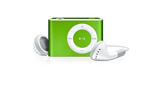 Creto Mini iPod Shuffle MP3 Player With Data Cable and Earphone