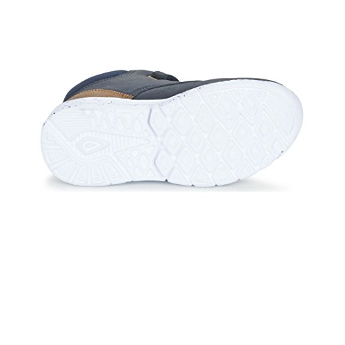 Chaussures Bebe Cit Inf Navy/Brown - Kappa Bleu