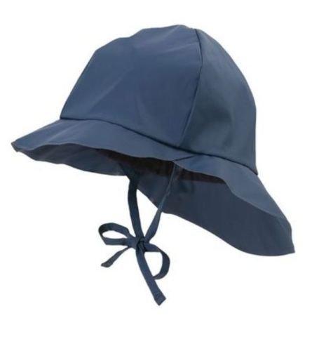 Step In Kinder Regenmütze, 6370, marine, Gr. 51