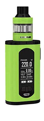 eLeaf Invoke 2ml 220W TC Kit inkl. Ello-T Tank Farbe Grün