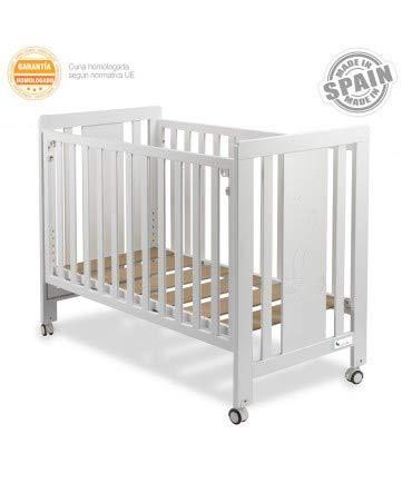 10XDIEZ Cuna bebé Moonet Premium