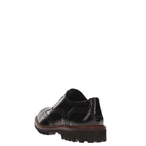 Trussardi Jeans 77S234 Chaussures à Lacets Homme Nero