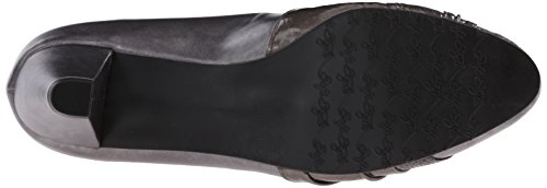 Soft Style by Hush Puppies Danette Spitz Kunstleder Stöckelschuhe Pewter