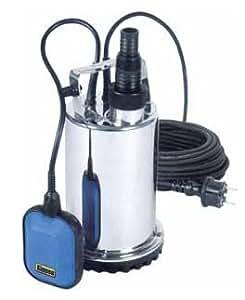 Pompa sommersa ad immersione acque chiare clear water 550w for Pompe laghetti prezzi