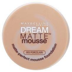 Maybelline Dream Matte Mousse Foundation Colour: 005 Porcelain