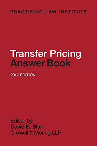 Transfer Pricing Answer Book 2016