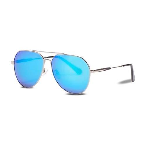 ANSKT Männer Hipster Fahren, 2UV 400 Outdoor-Sportbrillen polarisierte Sonnenbrillen Reitbrillen, geeignet zum Skifahren von Golf-Bikes beim Fischen mit Baseball