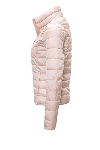 ONLY Damen Jacke Onltahoe Shimmer Collar Jacket Cc Otw Rose Smoke