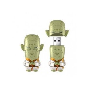 USB FlashDrive 4GB Mimobot - Star Wars (Yoda) (Wars Star Mimobot)