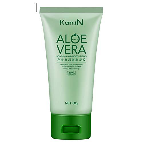 Ardorlove Vera Gel Control Oil Dilute Acne Marks Hydrating Firming Skin Aloe Vera Face Serum -