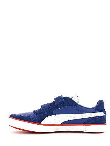 Puma 356813 Scarpa ginnica Bambino Blu