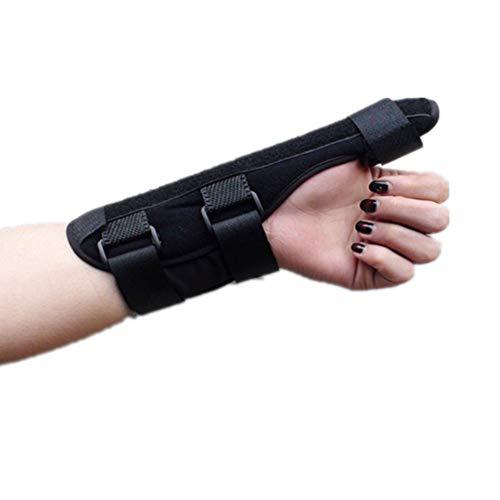 Handgelenkstütze mit Daumenschiene und -Schutz, Tenosynovitis, Arthritis, Daumen-Trigger/Cts für Männer & Frauen, Besserer Schutz -